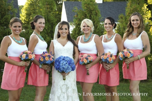 Atkinson Country Club Wedding makeup