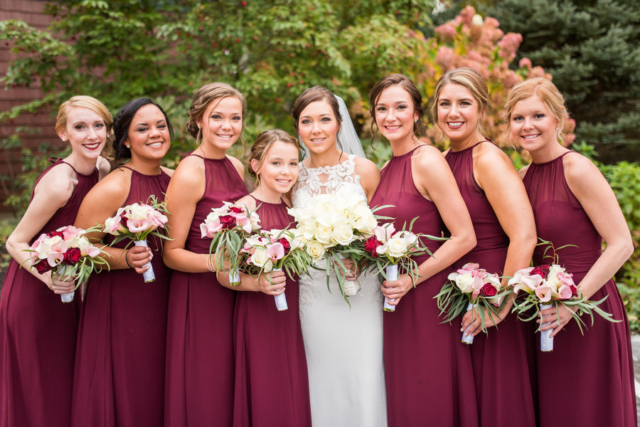 Bridal Party Makeup Styles