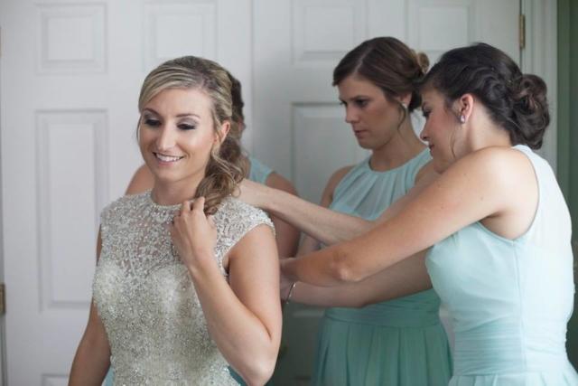 Hampton NH Wedding Makeup