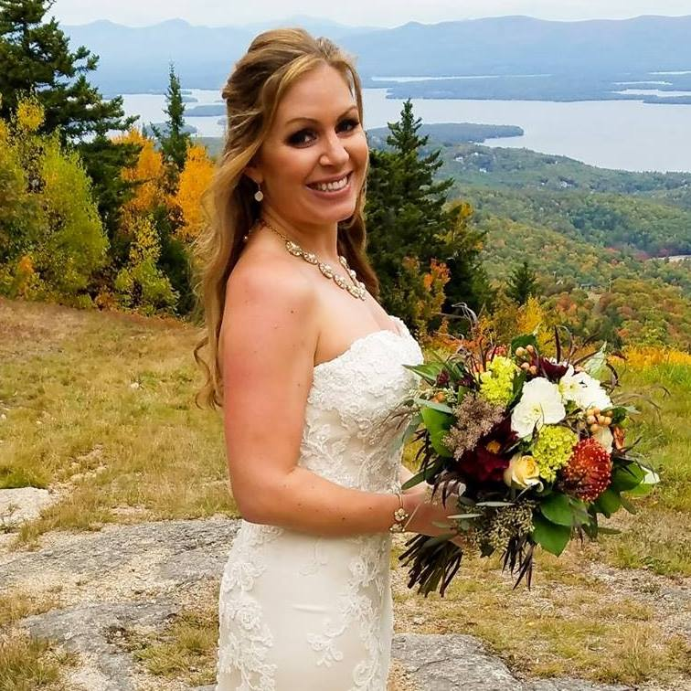 Laconia NH Bride