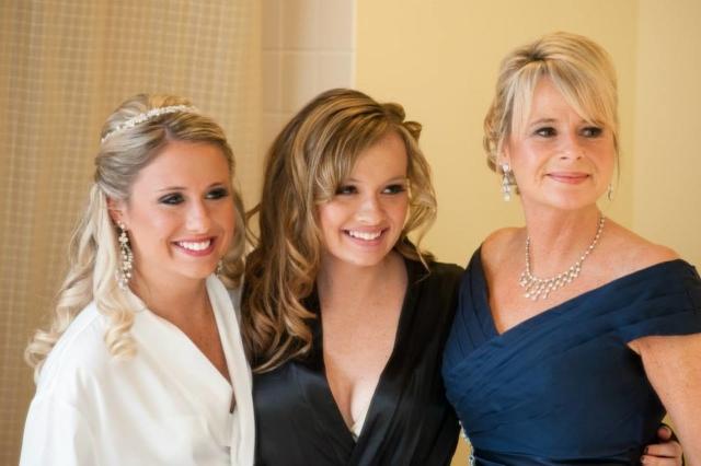 Merrimac Wedding Makeup