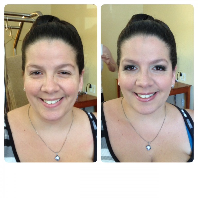 Newburyport Wedding Makeup