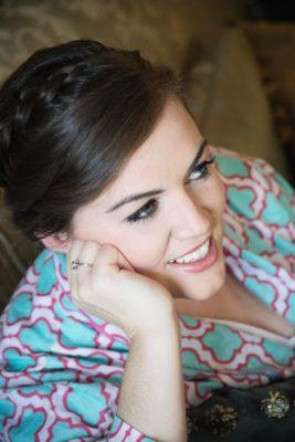 Newburyport bridal makeup