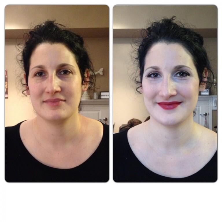 Salisbury beach makeup