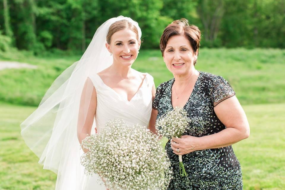 Sanford NH Wedding Makeup