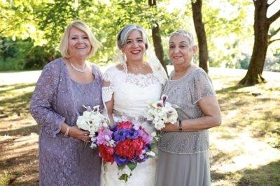 Stevens esatate wedding