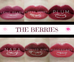 THE Lipsense BERRIES