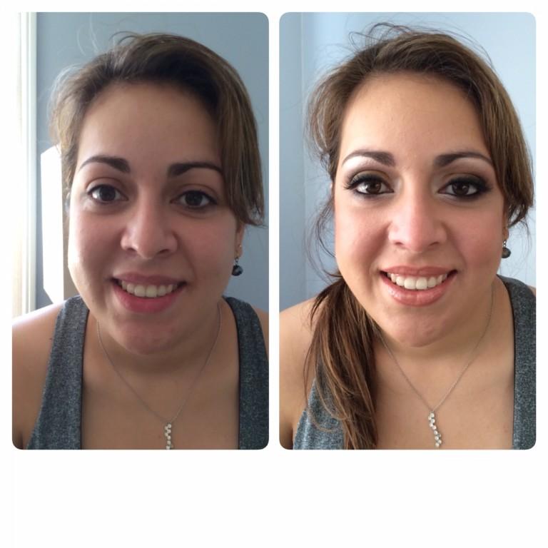 Topsfield makeup artist