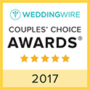 WeddingWireCouplesChoiceAwards2017