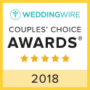 WeddingWireCouplesChoiceAwards2018