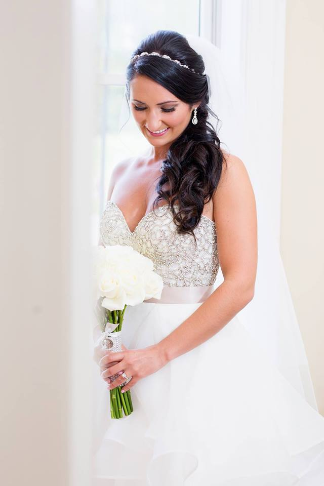 amesbury ma airbrush wedding makeup