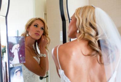 glamorous wedding makeup