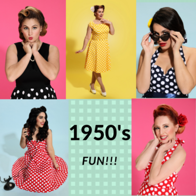 1950's Relived!