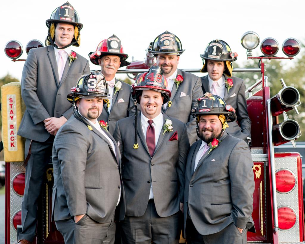 EMT Wedding