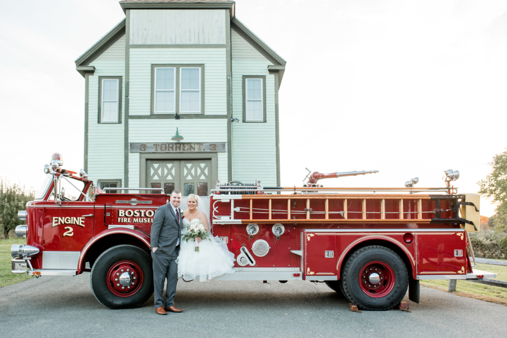 Firehouse Wedding