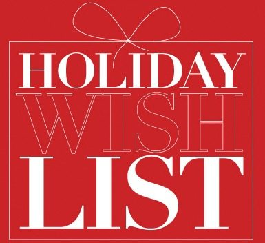 Holiday WishList